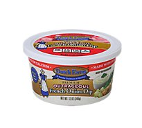 Dutch Farms Outrageous French Onion Dip - 12 Oz