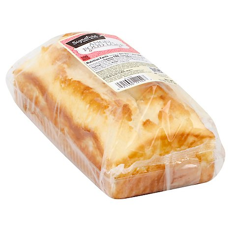 Signature SELECT Angel Food Loaf Wrapper - 11 Oz