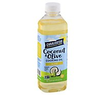Carrington Farms Oil Coconut N Olive Cking - 16 Oz