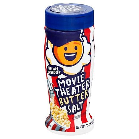 Krnl Popcorn Seasoning Salted Butter 11 75 Oz Albertsons