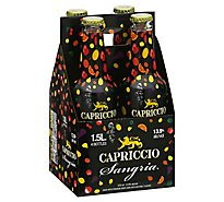 Capriccio Sangria Bubbly Pack - 4-375 Ml