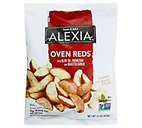 Alexia Oven Reds With Olive Oil Parmesan & Roasted Garlic - 15 Oz