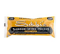Sukhis Street Wrap Tandoori Spiced Chicken Wrapper - 5.5 Oz