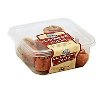 Two Bite Cinnamon Rolls Square Tub - 12 Oz