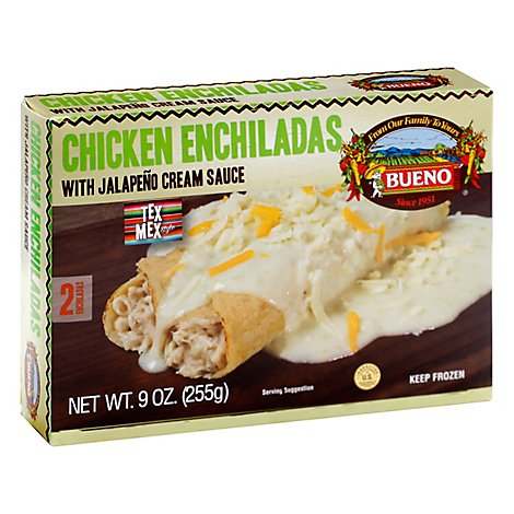 Bueno Enchiladas Chicken Texmex - 9 Oz