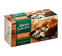 Marie Callenders Entree Pot Pie Chicken Large Box - 4-15 Oz