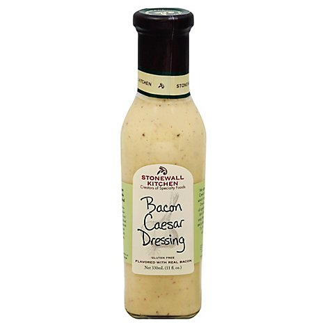 Stonewall Kitchen Dressing Bacon Caesar - 11 Oz