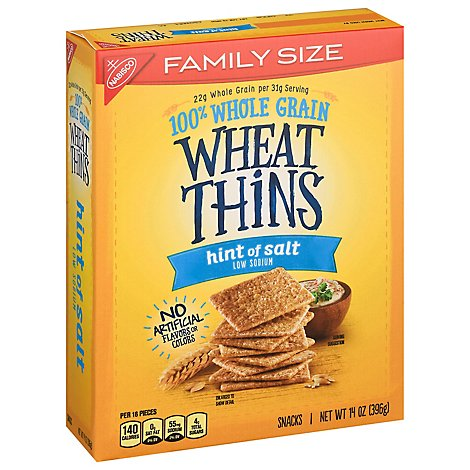 Imagine Cracker Cheese Stars Parmesan - 4.5 Oz