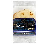 Signature Select Original Mini Naan - 4 Count