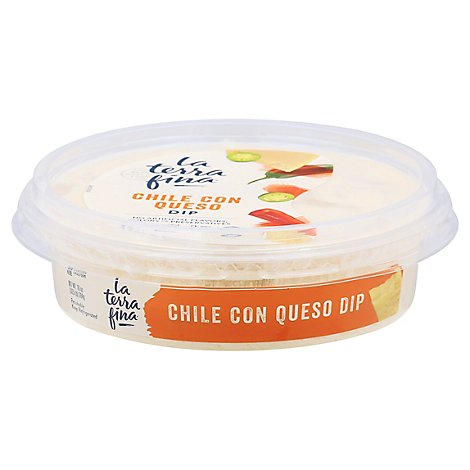 La Terra Fina Queso Cheese Dip - 10 Oz