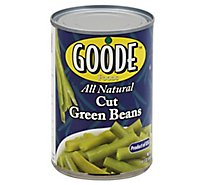 Goode Foods Green Bean - 15.25 Oz