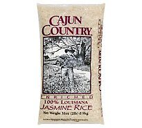Cajun Country Rice Jasmine Bag - 32 Oz