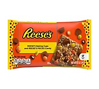 Reeses Baking Cups & Pieces Candy Wrapper - 8.5 Oz