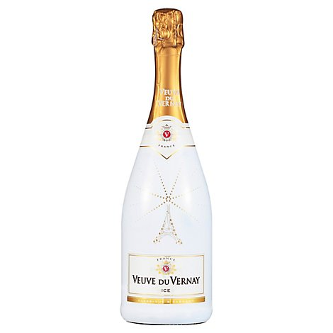 Veuve du Vernay Wine Sparkling Ice Bottle - 750 Ml