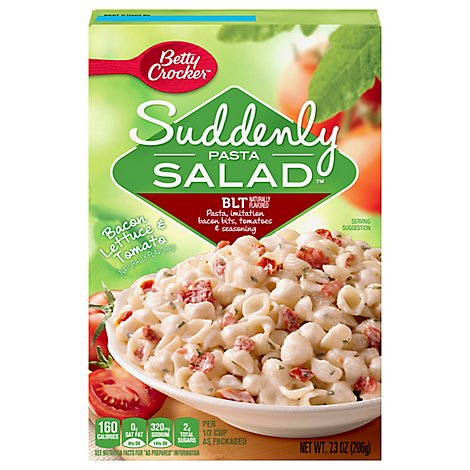 Betty Crocker Suddenly Salad Pasta BLT Box - 7.3 Oz