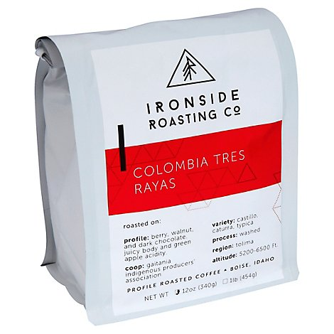 Ironside Coffee Single Origin South America - 12 Oz
