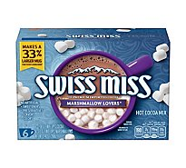 Swiss Miss Hot Cocoa Marshmallow Lovers Envelopes - 9.48 Oz