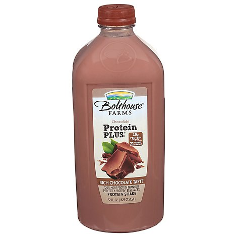 Bolthouse Farms Protein Plus Protein Shake Chocolate Bottle - 52 Fl. Oz.