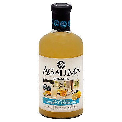 Agalima Sweet And Sour Mix - 1 Liter