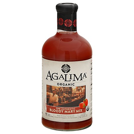 Agalima Bloody Mary Mix - 1 Liter