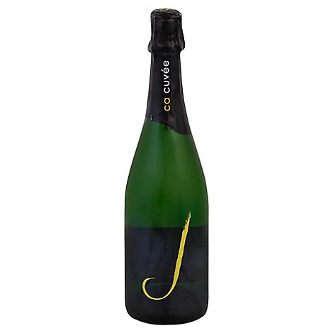 J Vineyards Sparkling California Cuvee Wine - 750 Ml
