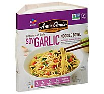 Annie Chuns Noodle Bowl Singapore Soy Garlic - 7.9 Oz