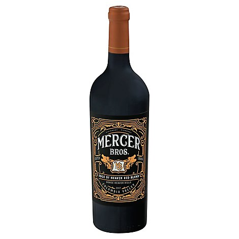 Mercer Family Vineyards Wine Edge Of Heaven Blend Horse Heaven Hills - 750 Ml