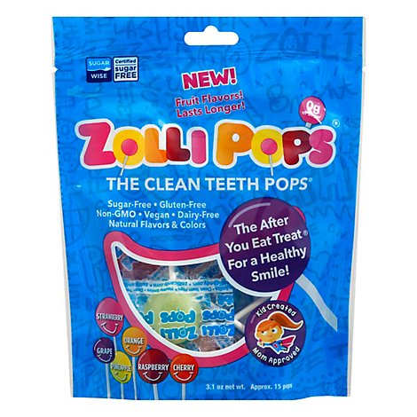 Zollipops - 3.1 Oz