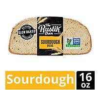 The Rustik Oven Bread Sourdough - 16 Oz