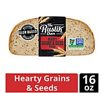 Rustik Oven Hearty Multigrain - 16 Oz