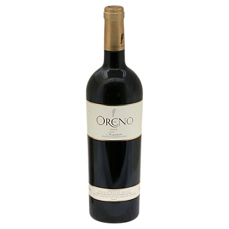 Tenuta Sette Ponti Wine Oreno Bottle - 750 Ml