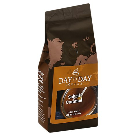 Day 2 Day Salted Caramel - 11 Oz