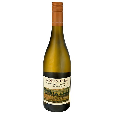 Adelsheim Willamette Valley Chardonnay Wine - 750 Ml