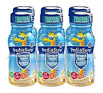 PediaSure Grow and Gain 6 pk Kids Nutritional Shake Ready-to-Drink Smores - 8 fl oz
