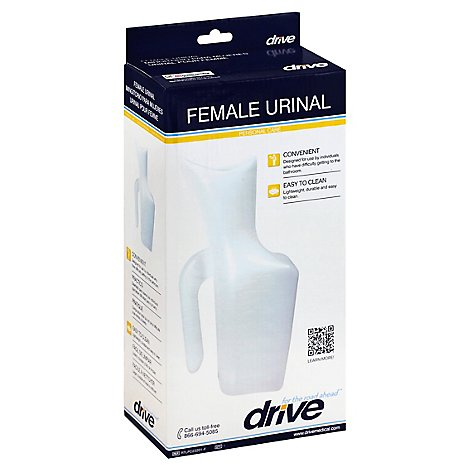 Drive Urinal Female Box - Each
