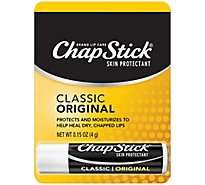 Chapstick Regular 12ct Bc - .15 Oz