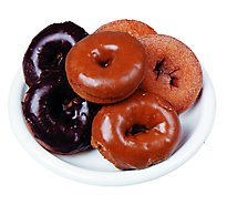 Bakery Bulk Donuts Assorted 1/2 Dozen Bulk - Each