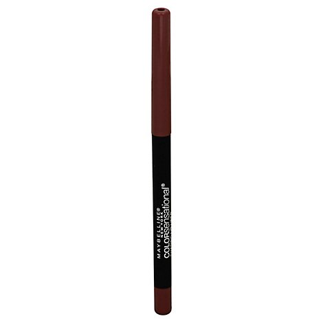 Maybelline Color Sensational Shaping Lip Liner Gone Griege Shrink Wrapped - 0.01 Oz