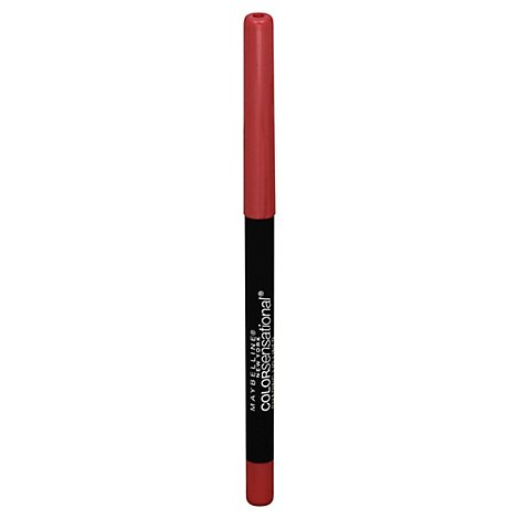 Maybelline Color Sensational Shaping Lip Liner Pink Wink Shrink Wrapped - 0.01 Oz