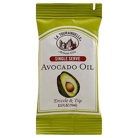 La Tourangelle Oil Avocado Single Serve - 0.5 Oz