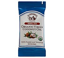 La Tourangelle Oil Vrg Coconut Org Pouch - 0.5 Oz