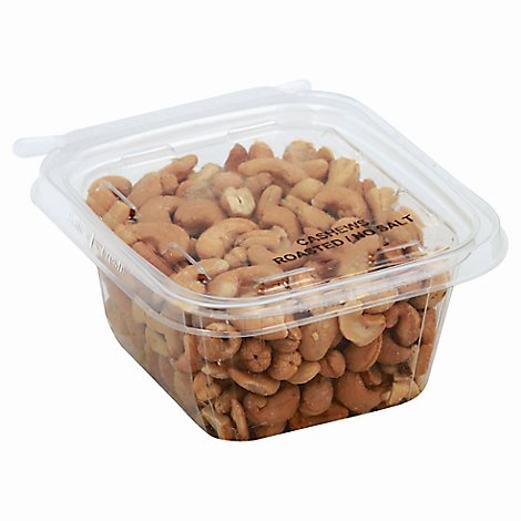Cashews Roasted Unsalted - 5.25 Oz