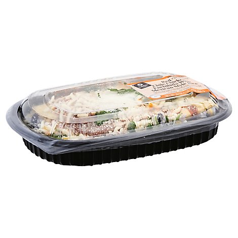 Signature Cafe Enchilada Red Chicken Family Size - 30 Oz