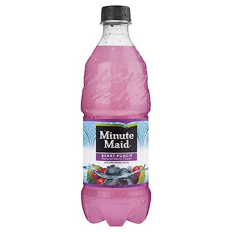 Minute Maid Berry Punch - 20 Fl. Oz.
