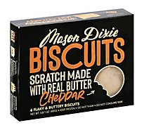 Mason Dixie Biscuit Biscuit Cheddar - 17 Oz