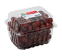 O Organics Organic Red Seedless Grapes - 2 Lb