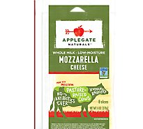 Applegate Natural Mozzarella Cheese Slices - 6oz