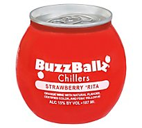 Buzz Ballz Strawberry Chiller - 187 Ml