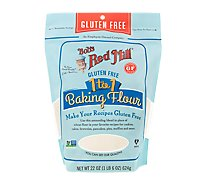 Bobs Red Mill 1 To 1 Flour For Baking Gluten Free - 22 Oz