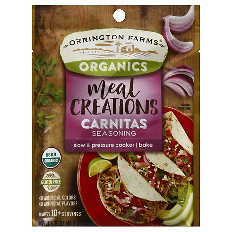 Orrington Farms Meal Creations Carnitas - 1.75 Oz